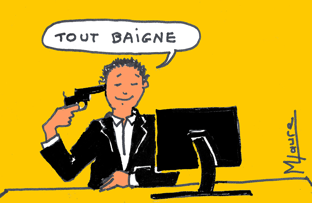 France Telecom : «Ils ne mouraient pas tous, mais tous étaient frappés »