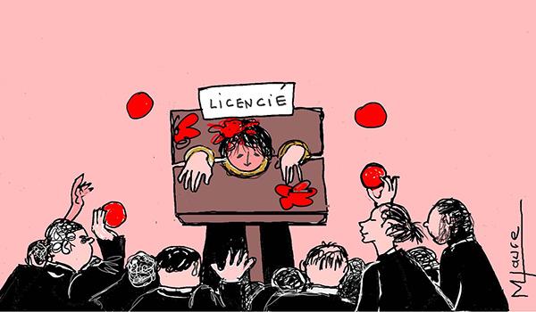 Le contexte vexatoire d'un licenciement justifie t-il une réparation spécifique ?!