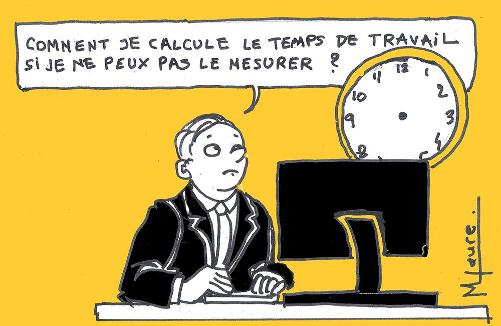 Le forfait jour à l'épreuve du droit européen: vers un risque systématique de rappel d'heures supplémentaires?