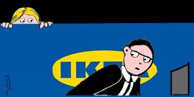Espionnage de salariés : une sanction de 1 million d'euros pour IKEA