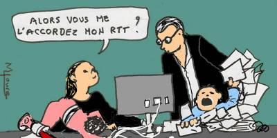 Grève du 5 décembre : la galère des parents-salariés!